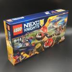 Lego (70314) Nexo Knights Chaos-Kutsche des Monster-Meister