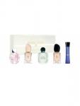 Coffret - Miniatures Set Cont. : 1 x Code Femme Eau de Parfum 3 ml + 1 x Emporio Rose Eau de Parfum 5 ml + 1 x Acqu di Gioia Eau de Parfum