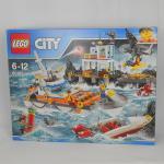 Lego City (60167) Küstenwachzentrum Neu, originalverpackt