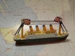 "Modelschiff ""MS Titanic"""