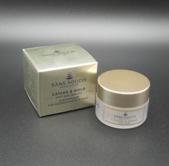 Caviar & Gold Anti Age Deluxe Augenpflege