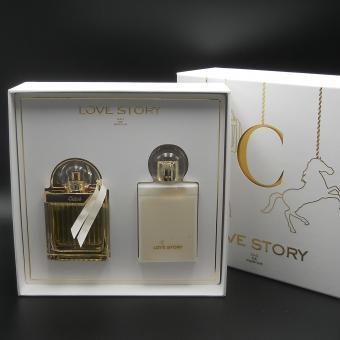 Chloe - Love Story Set: Eau de Parfum 75 ml + Zugaben
