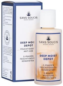 Sans Soucis Deep Moist Depot 2-Phasen Feuchtigkeitskonzentrat (50ml)