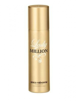 Lady Million - Deo Natural Spray