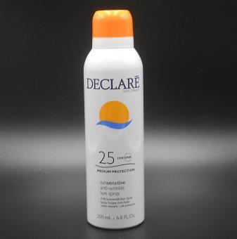 Anti-Wrinkle Sun Spray SPF 25