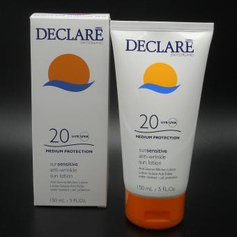 Anti-Wrinkle Sun Lotion SPF 20