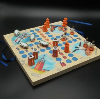 Familienspiel Helgoland