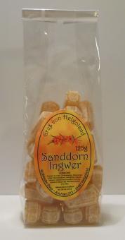 Sanddorn Ingwer Bonbons