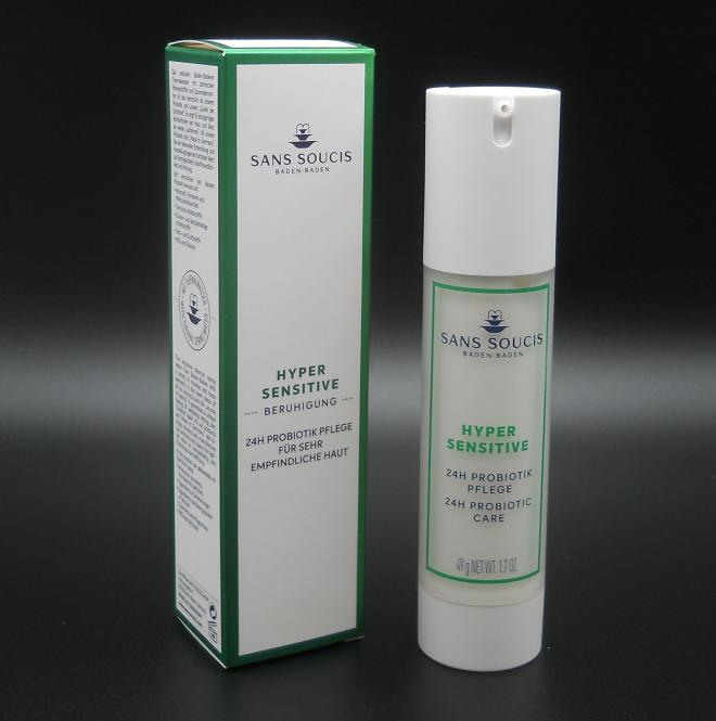 Hyper Sensitive 24h Probiotik Pflege für sehr empflindliche Haut