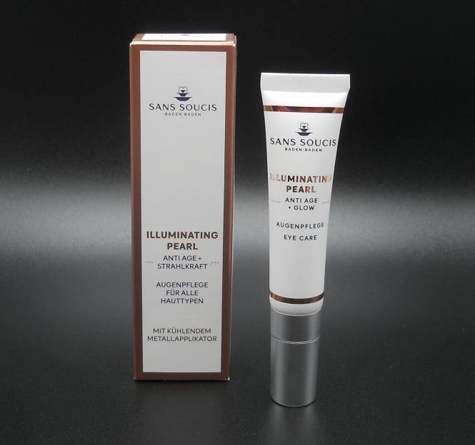 Illuminating Pearl Augenpflege für alle Hauttypen