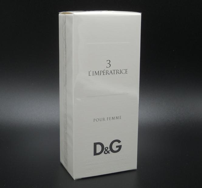 D&G - Eau de Toilette Spray L'Imperatrice