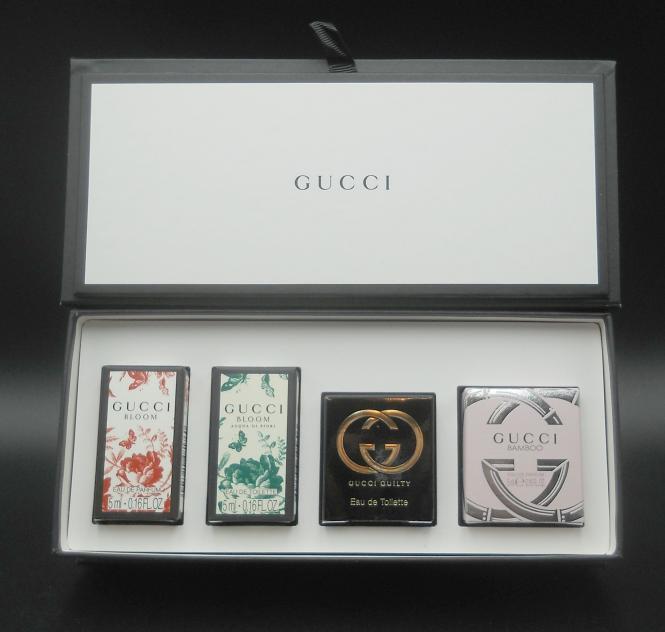 Gucci Miniature Coffret