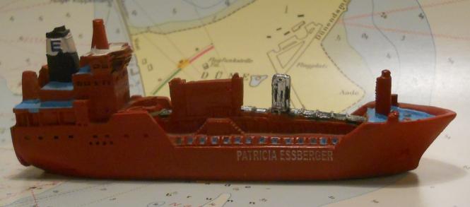 "Modelschiff ""Patricia Essberger"""