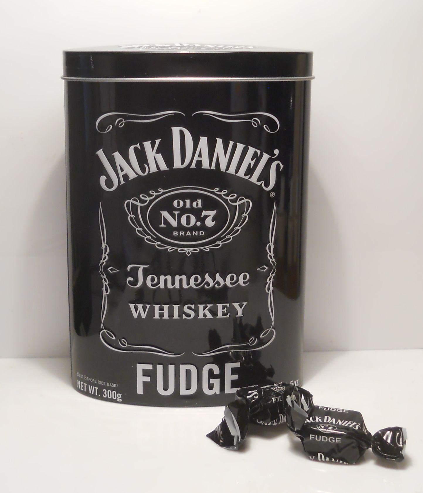 Mailänder Shop Helgoland | Jack Daniel's Tin English Fudge