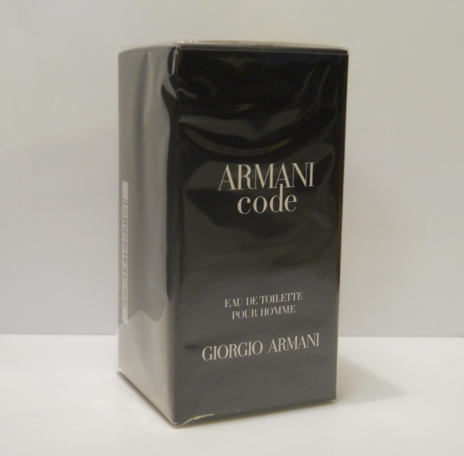 armani code pour homme eau de toilette 30 ml ebay. Black Bedroom Furniture Sets. Home Design Ideas