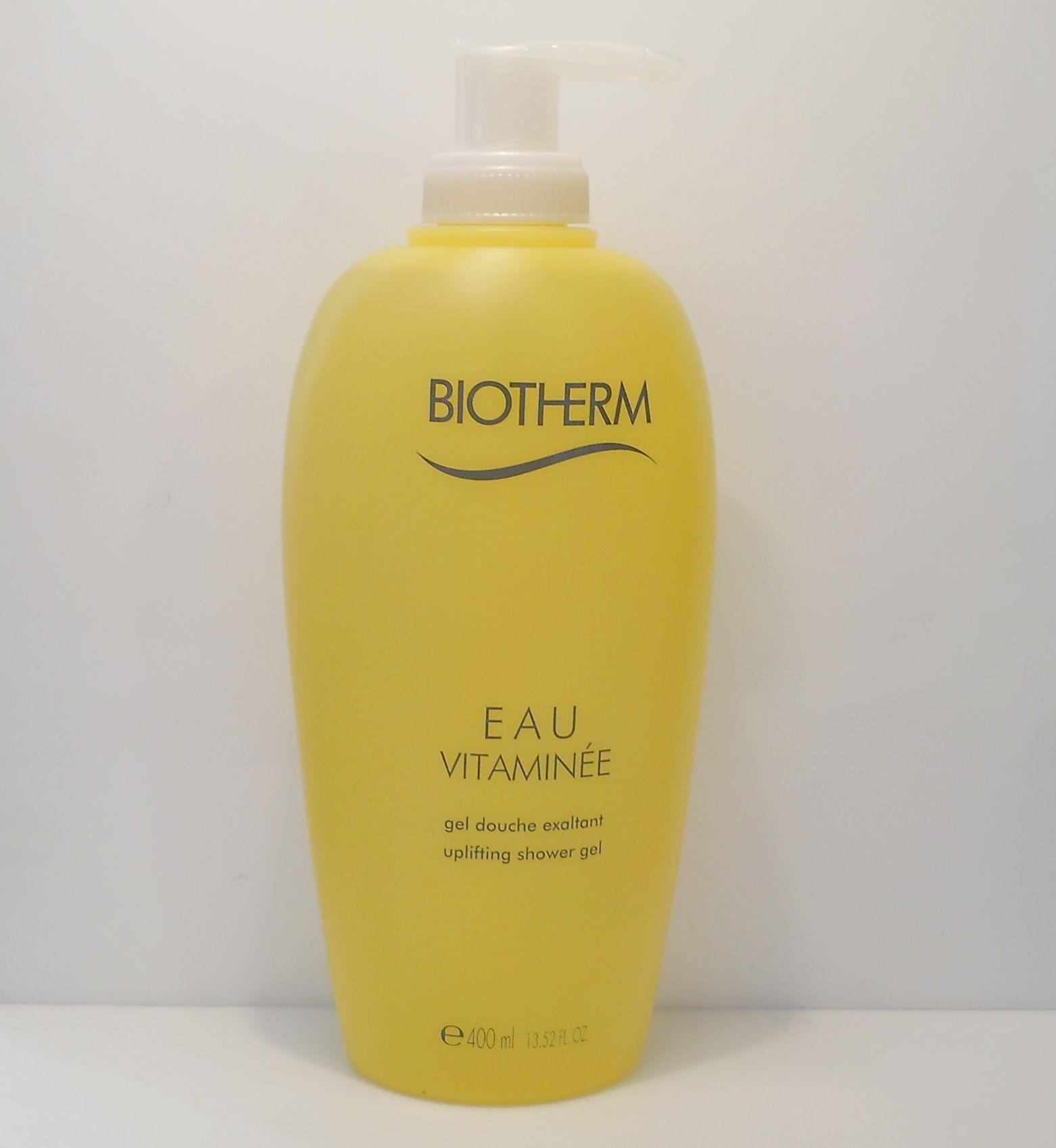 biotherm eau vitaminee 400 ml
